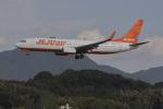 a.mashimaさんが、福岡空港で撮影したチェジュ航空 737-8LCの航空フォト(飛行機 写真・画像)