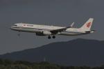 a.mashimaさんが、福岡空港で撮影した中国国際航空 A321-232の航空フォト(飛行機 写真・画像)