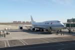 JA1118Dさんが、北京首都国際空港で撮影した中国国際航空 747-89Lの航空フォト(飛行機 写真・画像)