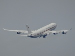 worldstar777さんが、関西国際空港で撮影したドイツ空軍 A340-313Xの航空フォト(飛行機 写真・画像)
