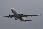 Sharp Fukudaさんが、関西国際空港で撮影した中国東方航空 A330-243の航空フォト(飛行機 写真・画像)