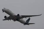 Sharp Fukudaさんが、関西国際空港で撮影したルフトハンザドイツ航空 A350-941XWBの航空フォト(飛行機 写真・画像)