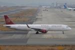 Sharp Fukudaさんが、関西国際空港で撮影した吉祥航空 A321-211の航空フォト(飛行機 写真・画像)