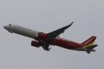 Sharp Fukudaさんが、関西国際空港で撮影したベトジェットエア A321-271Nの航空フォト(飛行機 写真・画像)