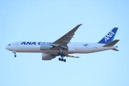 エアさんが、成田国際空港で撮影した全日空 777-F81の航空フォト(飛行機 写真・画像)