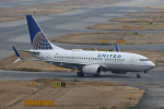 Sharp Fukudaさんが、関西国際空港で撮影したユナイテッド航空 737-724の航空フォト(飛行機 写真・画像)
