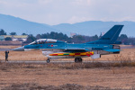 JA56SSさんが、岐阜基地で撮影した航空自衛隊 F-2Bの航空フォト(飛行機 写真・画像)