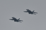 NFファンさんが、厚木飛行場で撮影したアメリカ海軍 F/A-18E Super Hornetの航空フォト(飛行機 写真・画像)
