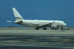 Sharp Fukudaさんが、ニース・コートダジュール空港で撮影したグローバル・ジェット・ルクセンブルク 767-33A/ERの航空フォト(飛行機 写真・画像)