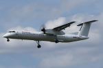 Sharp Fukudaさんが、ブリュッセル国際空港で撮影したユーロウイングス DHC-8-402Q Dash 8の航空フォト(飛行機 写真・画像)