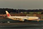 にしやんさんが、成田国際空港で撮影したチャイナエアライン A350-941XWBの航空フォト(飛行機 写真・画像)
