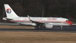 撮り撮り人さんが、岡山空港で撮影した中国東方航空 A319-115の航空フォト(飛行機 写真・画像)