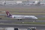 Hiro-hiroさんが、ダニエル・K・イノウエ国際空港で撮影したハワイアン航空 717-2BLの航空フォト(飛行機 写真・画像)