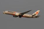 Koenig117さんが、シドニー国際空港で撮影したジェットスター 787-8 Dreamlinerの航空フォト(飛行機 写真・画像)