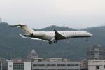 HLeeさんが、台北松山空港で撮影したTVPX Aircraft Solutions Inc Trustee BD-700-2A12 Global 7500の航空フォト(飛行機 写真・画像)