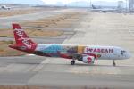 マサヒロさんが、関西国際空港で撮影したフィリピン・エアアジア A320-216の航空フォト(飛行機 写真・画像)