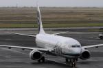 Hiro-hiroさんが、ダニエル・K・イノウエ国際空港で撮影したアラスカ航空 737-990/ERの航空フォト(飛行機 写真・画像)