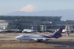 ANA744Foreverさんが、羽田空港で撮影したタイ国際航空 747-4D7の航空フォト(飛行機 写真・画像)