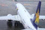BTYUTAさんが、那覇空港で撮影したスカイマーク 737-86Nの航空フォト(飛行機 写真・画像)