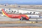FLYING  HONU好きさんが、関西国際空港で撮影したベトジェットエア A321-271NXの航空フォト(飛行機 写真・画像)