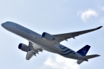 FLYING  HONU好きさんが、関西国際空港で撮影したベトナム航空 A350-941の航空フォト(飛行機 写真・画像)