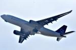 FLYING  HONU好きさんが、関西国際空港で撮影した中国国際航空 A330-243の航空フォト(飛行機 写真・画像)