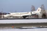 北の熊さんが、新千歳空港で撮影した東方公務航空 EMB-135BJ Legacy 650の航空フォト(飛行機 写真・画像)