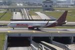 JA1118Dさんが、クアラルンプール国際空港で撮影したマリンド・エア 737-8GPの航空フォト(飛行機 写真・画像)