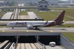 JA1118Dさんが、クアラルンプール国際空港で撮影したバティク・エア・マレーシア 737-8GPの航空フォト(飛行機 写真・画像)
