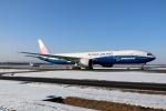 北の熊さんが、新千歳空港で撮影したチャイナエアライン 777-309/ERの航空フォト(飛行機 写真・画像)