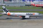 いおりさんが、福岡空港で撮影したジェットスター・ジャパン A320-232の航空フォト(飛行機 写真・画像)