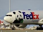worldstar777さんが、関西国際空港で撮影したフェデックス・エクスプレス 777-FHTの航空フォト(飛行機 写真・画像)