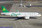 Chofu Spotter Ariaさんが、羽田空港で撮影した春秋航空 A320-251Nの航空フォト(飛行機 写真・画像)