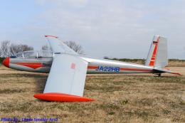 Chofu Spotter Ariaさんが、羽生滑空場で撮影した日本個人所有 L-13 Blanikの航空フォト(飛行機 写真・画像)