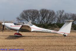 Chofu Spotter Ariaさんが、羽生滑空場で撮影した日本個人所有 HK36TTC Super Dimonaの航空フォト(飛行機 写真・画像)