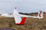 Chofu Spotter Ariaさんが、角田滑空場で撮影した日本個人所有 205 Club Libelleの航空フォト(飛行機 写真・画像)