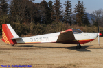 Chofu Spotter Ariaさんが、鬼怒川滑空場で撮影した日本個人所有 SF-25C Falkeの航空フォト(飛行機 写真・画像)