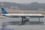 Chofu Spotter Ariaさんが、成田国際空港で撮影した中国南方航空 A321-231の航空フォト(飛行機 写真・画像)