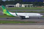 いおりさんが、成田国際空港で撮影した春秋航空日本 737-86Nの航空フォト(飛行機 写真・画像)