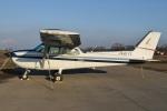 MOR1(新アカウント)さんが、大利根飛行場で撮影した日本個人所有 172P Skyhawk IIの航空フォト(飛行機 写真・画像)