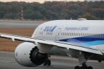 watreeさんが、広島空港で撮影した全日空 787-8 Dreamlinerの航空フォト(飛行機 写真・画像)