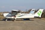 MOR1(新アカウント)さんが、大利根飛行場で撮影した日本個人所有 172R Skyhawkの航空フォト(飛行機 写真・画像)