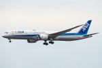 ひよっこさんが、福岡空港で撮影した全日空 787-9の航空フォト(飛行機 写真・画像)