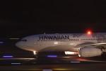 ま~くんさんが、成田国際空港で撮影したハワイアン航空 A330-243の航空フォト(飛行機 写真・画像)