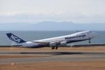 U.Tamadaさんが、中部国際空港で撮影した日本貨物航空 747-8KZF/SCDの航空フォト(飛行機 写真・画像)