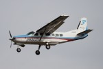 U.Tamadaさんが、名古屋飛行場で撮影した共立航空撮影 208B Grand Caravanの航空フォト(飛行機 写真・画像)