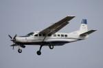 U.Tamadaさんが、名古屋飛行場で撮影した共立航空撮影 208 Caravan Iの航空フォト(飛行機 写真・画像)