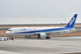 kiraboshi787さんが、大分空港で撮影した全日空 767-381/ERの航空フォト(飛行機 写真・画像)