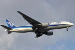 MOHICANさんが、福岡空港で撮影した全日空 777-281/ERの航空フォト(飛行機 写真・画像)