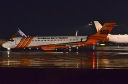 うとPさんが、RJAAで撮影したエリクソン・エアロ・タンカー MD-87 (DC-9-87)の航空フォト(飛行機 写真・画像)